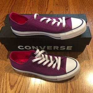 Converse all star classic new with box size 8